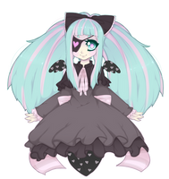 Gothic Lolita by punipaws