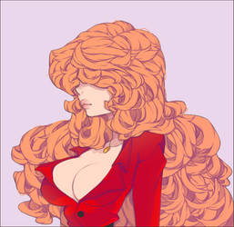Ms.Bellum by punipaws