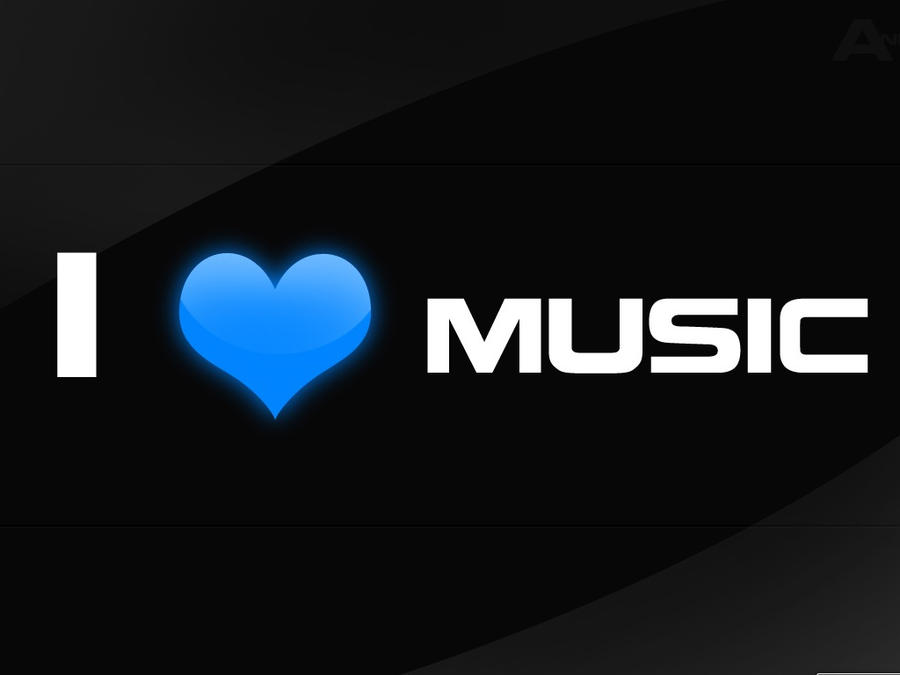 l love music by Pesimisth on DeviantArt