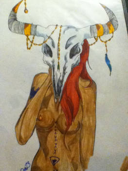 Bone headed