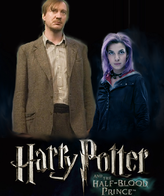 Harry Potter 6 - Remus Lupin and Nymphadora Tonks by ...