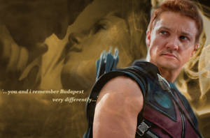 Hawkeye Remembers Differently