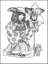 Sacrilege by DarkMelusine