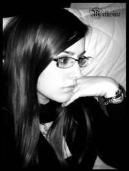 Me again by DarkMelusine