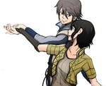 Morgan and Inigo Dancing