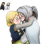 The Prince and the Pious Knight (Arslan x Etoile)