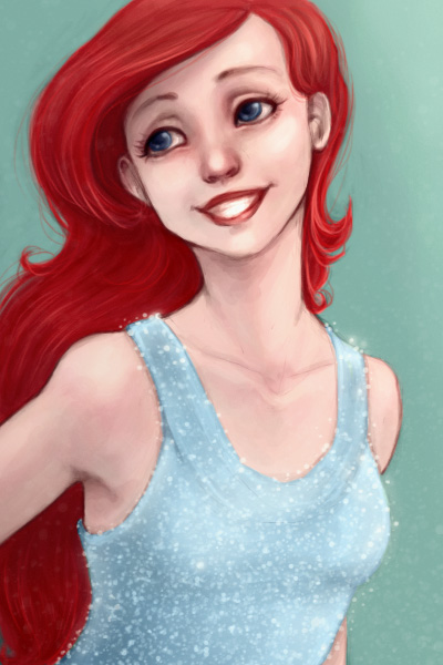 Ariel by jurinova