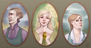 Family Portrait by jurinova