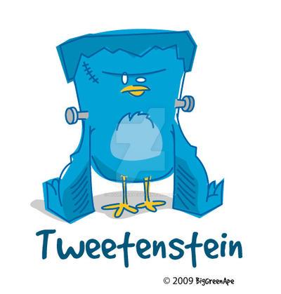 Tweetenstein by biggreenape
