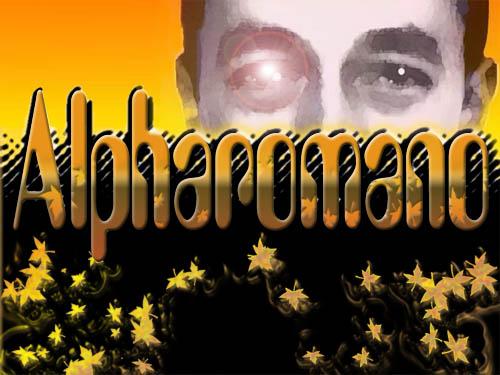 alpharomano's Profile Picture
