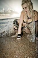 Beach babe 3 by CourtneyRose666