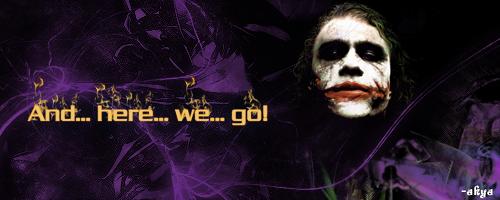 Joker 2 by akyag