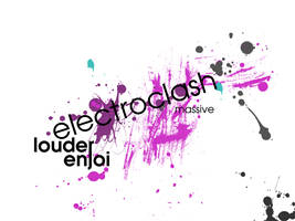 electroclash ver.beta SHRT DSN by enjoi-MSG