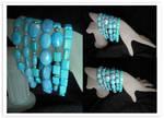 Turquoise Layer Bracelet