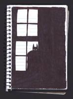 Batman - To Kill A Sharpee by Llyzabeth