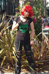 Cosplay: Punk Poison Ivy