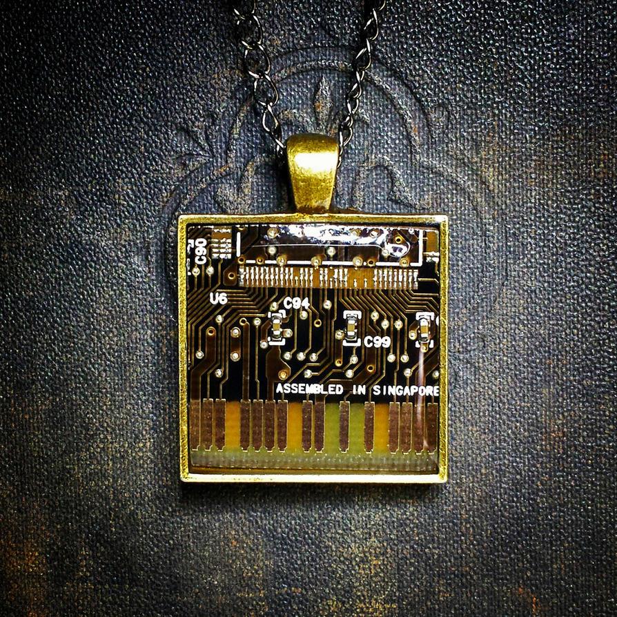 black circuit board wiring - photo #28