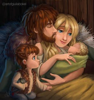 The Haddock Family by Giulia0705