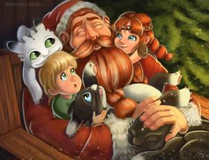 Merry Christmas, my children!