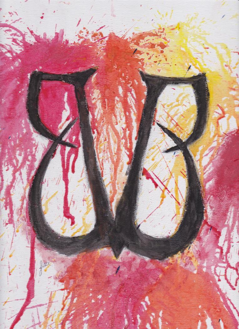 Black Veil Brides Crayon melt by FlyingColors68