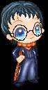 Harry Potter by NicholiDeSchidor