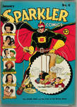 Sparkler Comics  January 1942.