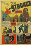 Doc Strange   September 1941 Comic.