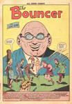 The Bouncer  November 1944 Comic.