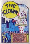 The Clown  August 1941 Comic.