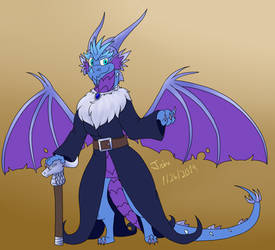 Reignited Cyril by Trix-Master