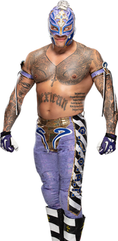 Rey Mysterio New 2019 Render By Sethjutt