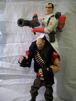 Heavy Medic team stacking by JNorad