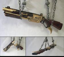 1:6 scale Sledge's Shotgun