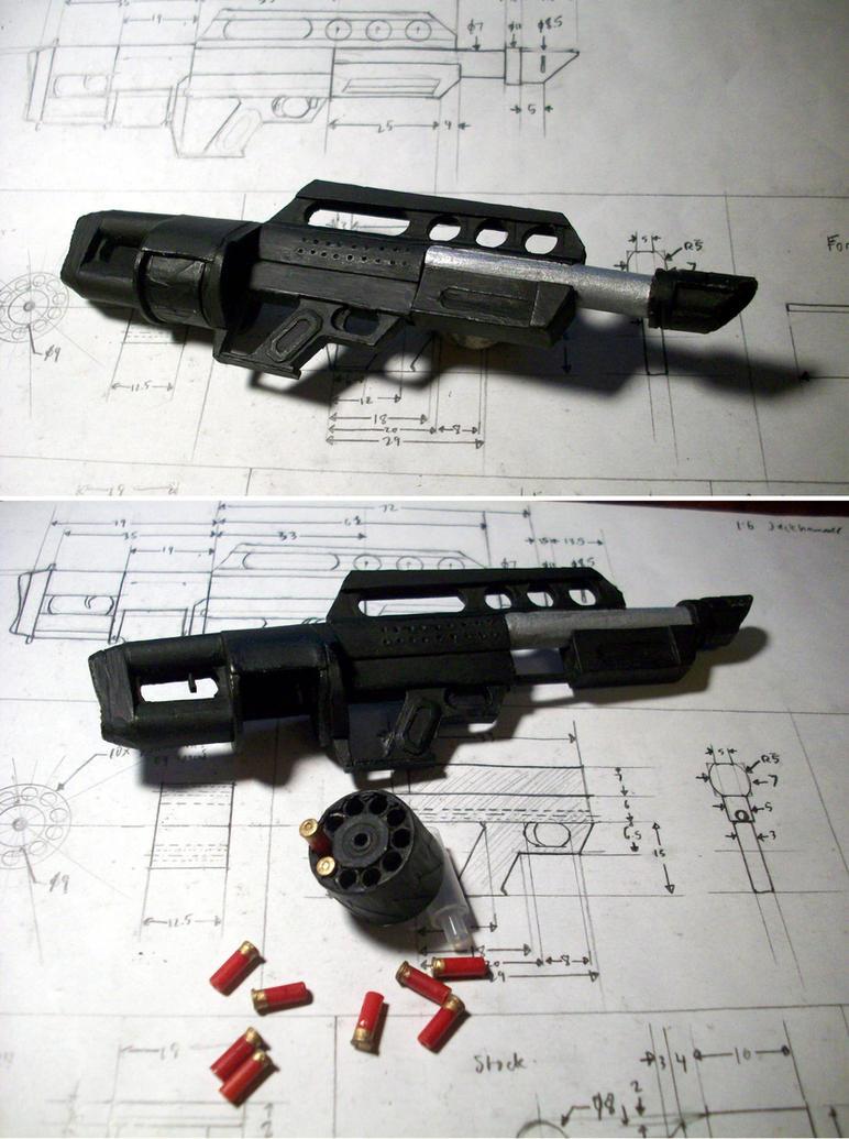 Pancor Jackhammer MK3A1 by JNorad