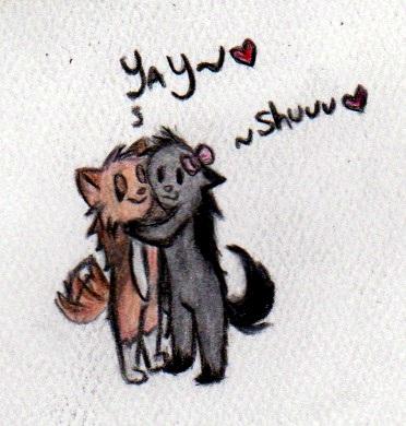 Hugs~ by Shizuka-cute