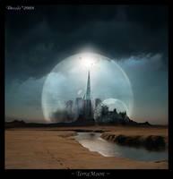 TerraMoon by Dehearted