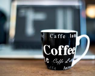Coffee break by atomkat
