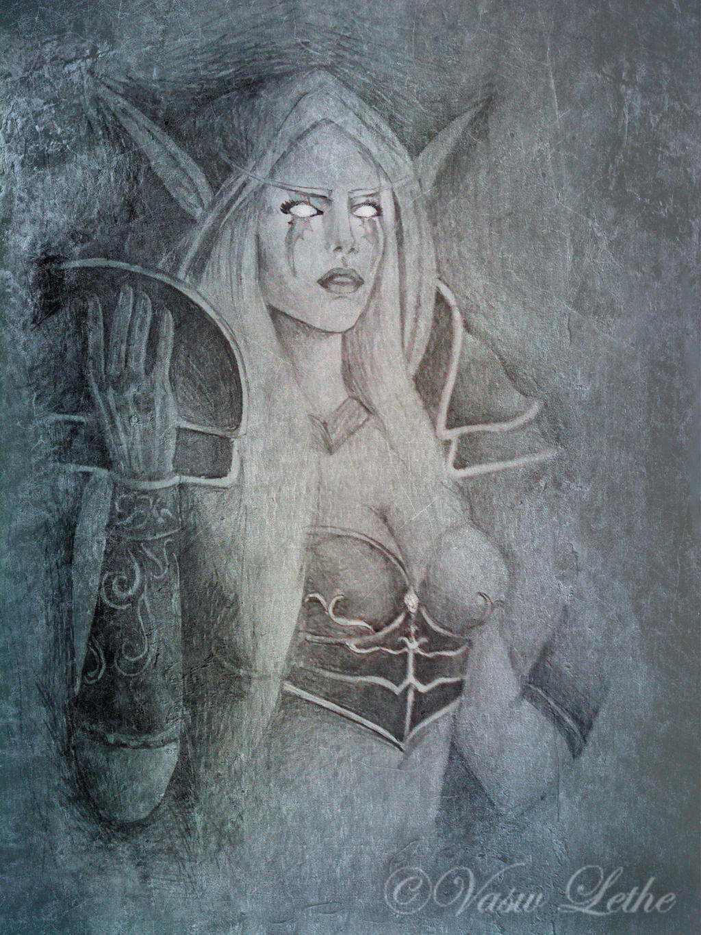 Dark elf drawing erotica tube