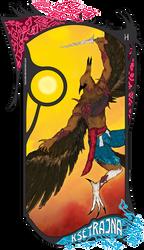 Ksetrajna Anthro Java Eagle