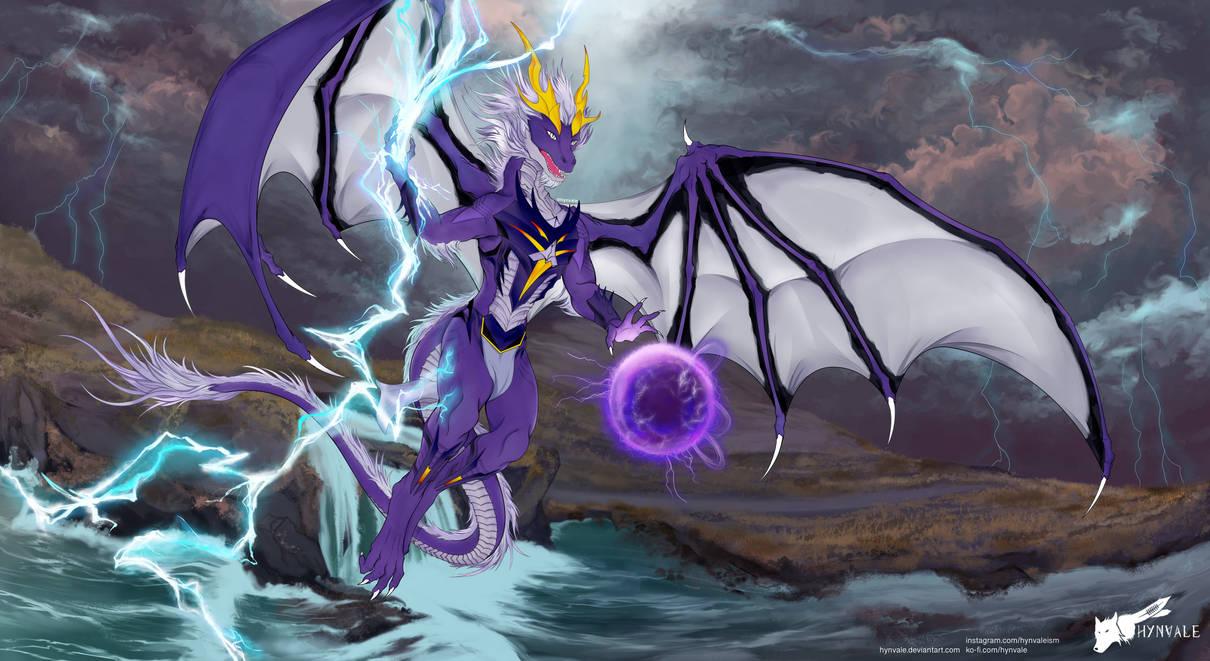 [C] The Power of Stormsinger / Fulgerion