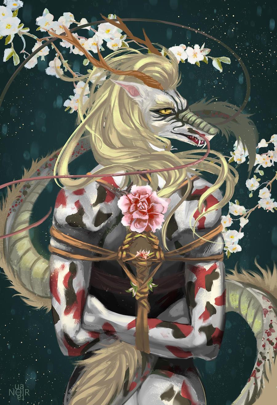 !NMA! - Iavyaling Xi Mauryl by Uatanoir / Rednoir