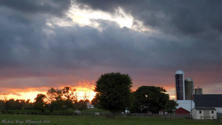 'Fire in the Sky'.... by TribblePom55