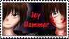 :COMISSION:__Jey Hammer Stamp by YamiNekbeth