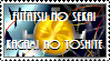 Stamp 1__Kagami no Toshite and Futatsu no Sekai by YamiNekbeth
