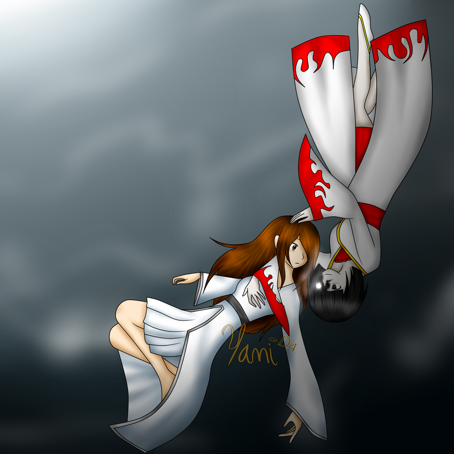:KNT:___if I fall...you fall with me by YamiNekbeth