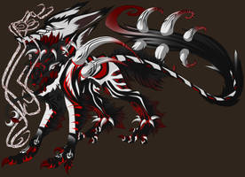 Custom Throat Dread 4 by Suspiria-Ru