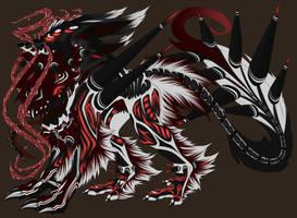 Custom Throat Dread 5 by Suspiria-Ru