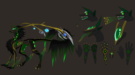 Vyronx Vari-B - Loki !extended! by Suspiria-Ru