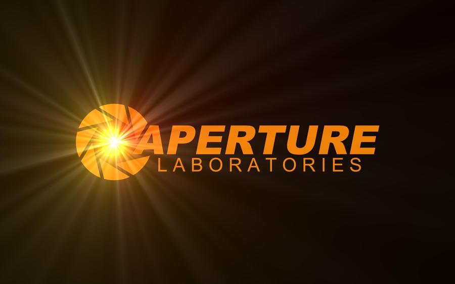 Aperture Science Wallpaper Ora by jaberw0cky