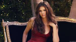 Nina Dobrev Simply Beautiful